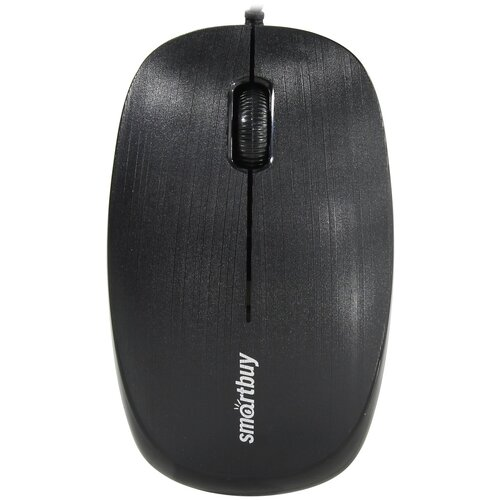 Фото - Мышь SmartBuy ONE SBM-214-K Black USB мышь smartbuy sbm 329 ky black yellow usb