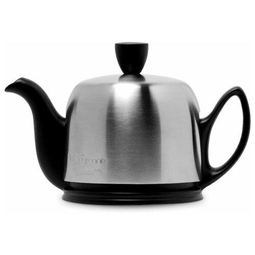 Фото - Чайник заварочный, Guy Degrenne, SALAM (0,37 л), 211991, с колпаком, на 2 чашки чайник заварочный salam white 0 37 л с колпаком с ситечком на 2 чашки 211987 guy degrenne