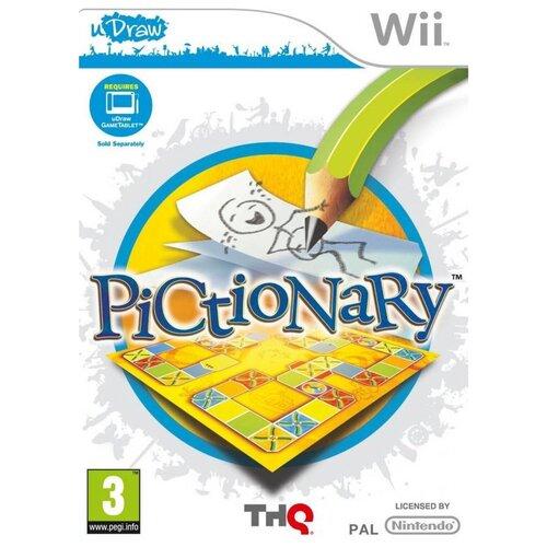 Игра для Wii uDraw Pictionary английский язык