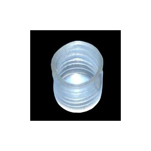 Заглушка для круглого шнура дюралайта, 11 мм, Торг-Хаус H-U-11