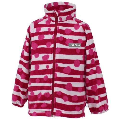 Купить Олимпийка Huppa размер 86, 63363, fuchsia pattern, Джемперы и толстовки