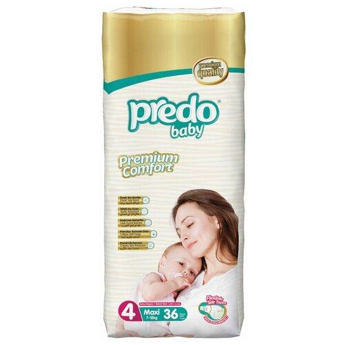 Predo Baby подгузники 4 (7-18 кг), 36 шт.