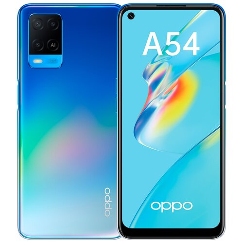Смартфон OPPO A54 4/64GB синий