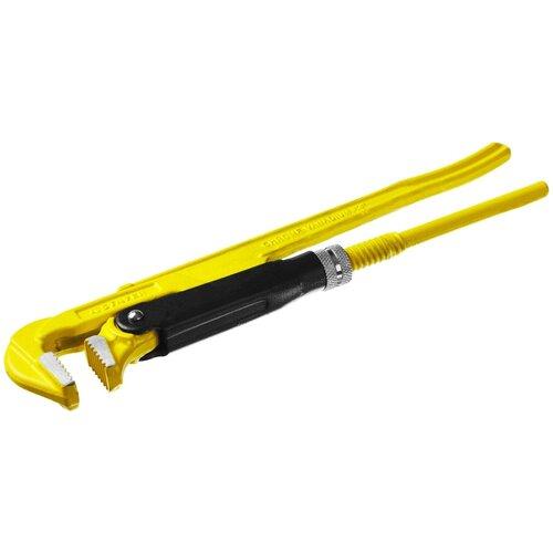 Ключ трубный рычажный STAYER PROFESSIONAL 27311-0 ключ прямой трубный stayer 27331 3
