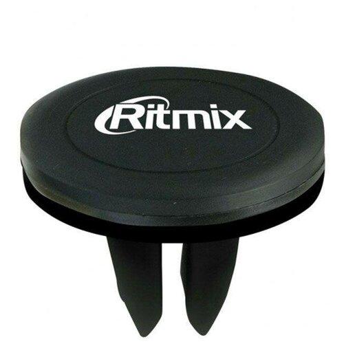 ritmix rch 001 v черный Магнитный держатель Ritmix RCH-005 V Magnet черный