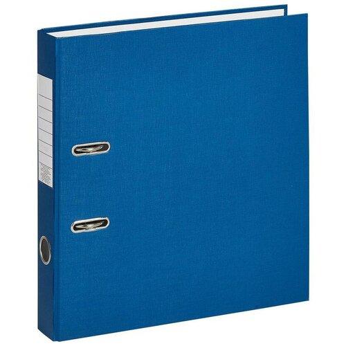 Фото - Attache Папка-регистратор Economy A4, бумвинил, 50 мм, 10 штук синий attache папка регистратор economy под мрамор 50 мм черный синий