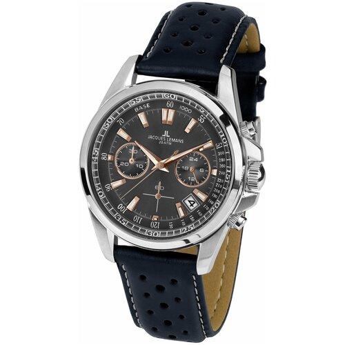 Фото - Наручные часы JACQUES LEMANS 1-1830L наручные часы jacques lemans 1 2027d
