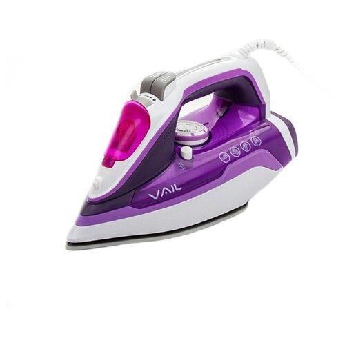 Утюг VAIL VL-4001 фиолетовый
