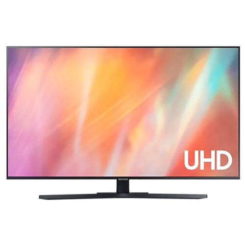 Фото - Телевизор Samsung UE43AU7570U 43, titan gray телевизор samsung 43 ue43au9010uxru
