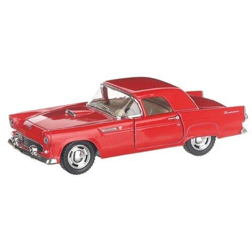 Купить Легковой автомобиль Serinity Toys Ford Thunderbird 1955 (5319DKT) 1:36, 12.5 см, красный, Машинки и техника