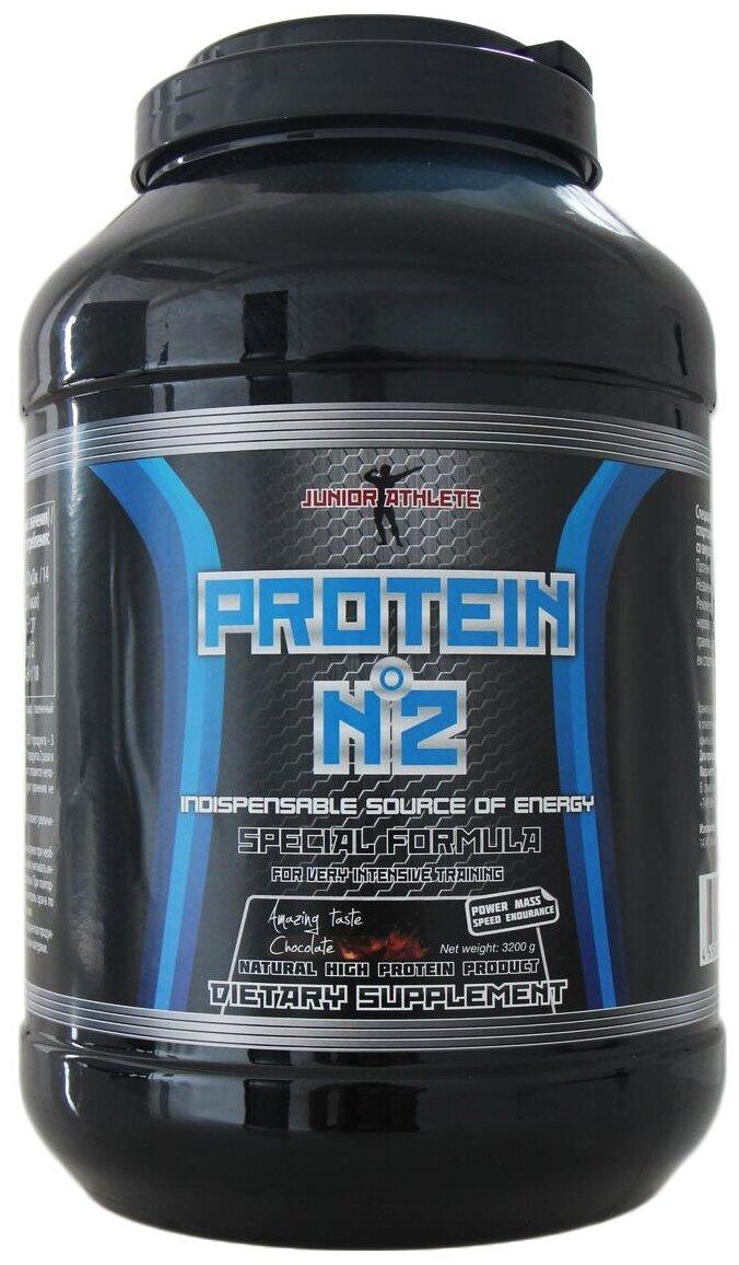 Протеин Junior Athlete Protein № 2 (5.2 кг) — купить по выгодной цене на Яндекс.Маркете