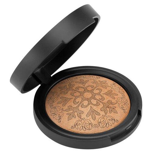 Купить Aden Запеченный бронзатор с эффектом сияния Terracotta Baked Glowing Bronzing Powder бронзовый