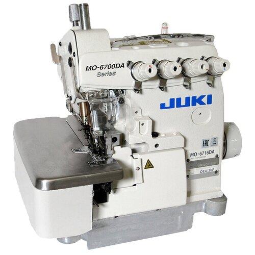 5-ниточный промышленный оверлок Juki МО-6716DA-FF6-50H со столом
