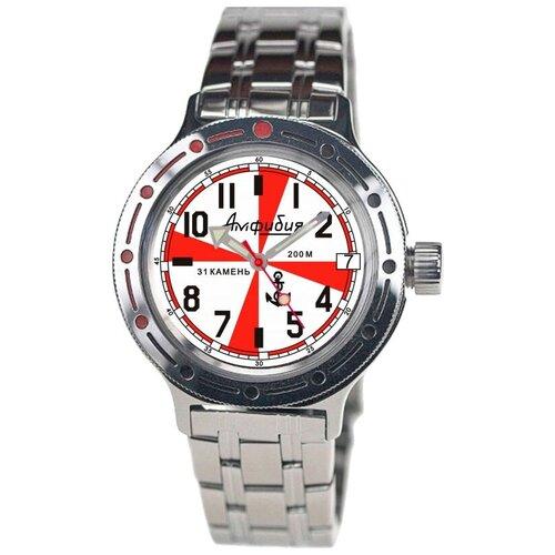 Наручные часы Восток Амфибия 110750 наручные часы восток амфибия 090913