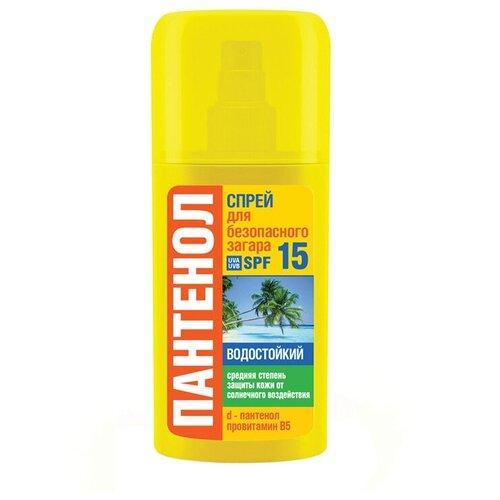 Купить Биокон Спрей для безопасного загара Пантенол SPF 15 95 мл