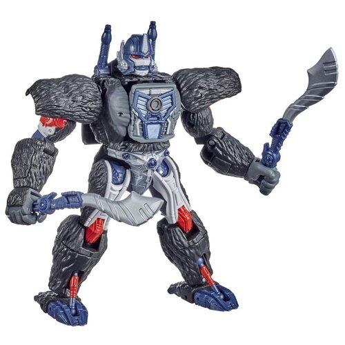 Купить Трансформер Transformers Королевство. Класс Вояджеры. Оптимус Праймал (F0691) серый, Роботы и трансформеры