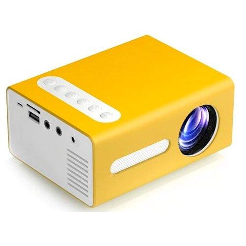 Проектор Unic T300 Yellow