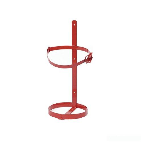 Кронштейн ТВ5, настенный/транспортный, с защелкой, для огнетушителей ОП-5, ОУ-5, d-133 мм, ЯРПОЖ, УТ-00000831
