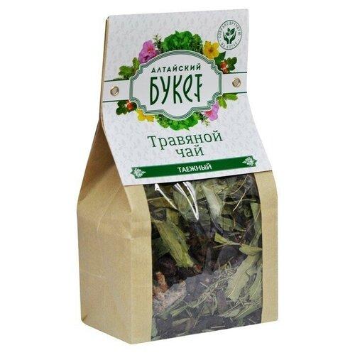 Чай травяной Алтайский букет Таежный, 80 г