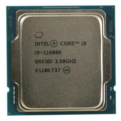 Фото - Процессор Intel Core i9-11900K, OEM процессор intel core i9 11900kf oem