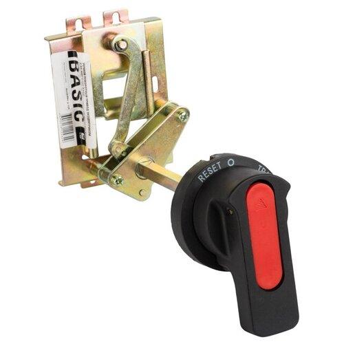 Рукоятка для силовых выключателей/разъединителей EKF mccb99m-a-125 рукоятка для силовых выключателей разъединителей abb 1sca108690r1001