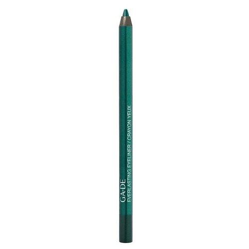 Фото - Ga-De Карандаш для глаз Everlasting eye liner, оттенок 302 intense green ga de карандаш для глаз high precision eye liner оттенок 02 brown