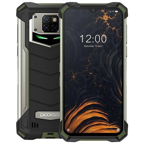 Смартфон DOOGEE S88 Plus army green