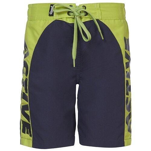 Фото - Шорты для плавания Oldos размер 110, синий/салатовый шорты для плавания oldos размер 98 желтый синий