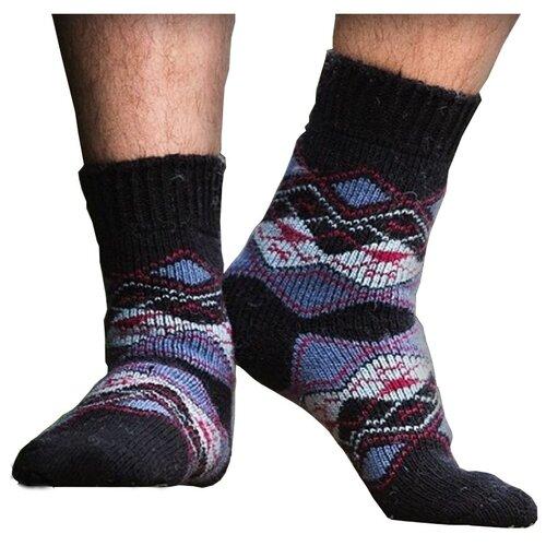 Носки шерстяные Бабушкины носки N6R99-2 размер 41-43