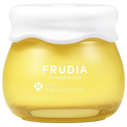 Frudia Citrus Brightening Cream Осветляющий крем для лица с экстрактом цедры мандарина, 55 г
