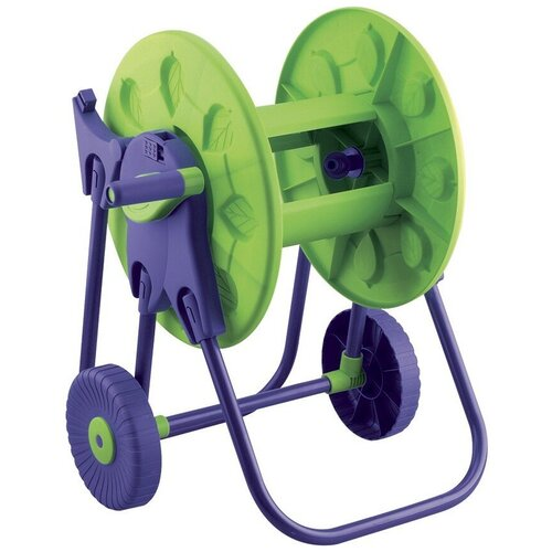 Фото - Катушка PALISAD 67403 зеленый / фиолетовый сучкорез palisad 60522 зеленый фиолетовый