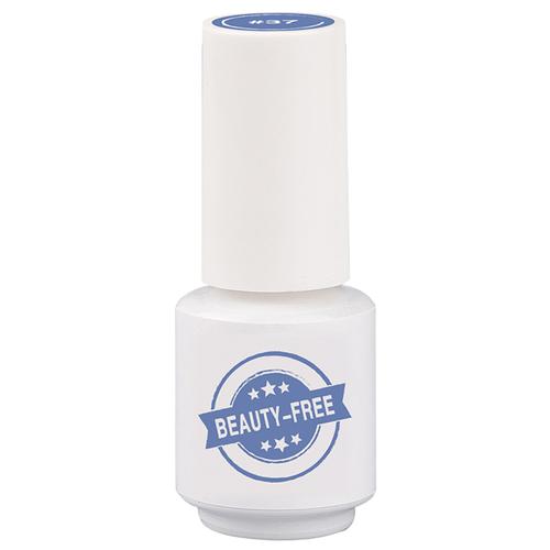 Фото - Гель-лак для ногтей Beauty-Free Gel Polish, 4 мл, небесный гель лак для ногтей beauty free gel polish 8 мл оттенок вишневый