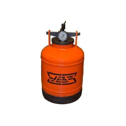 Автоклав Волчанский Механический Завод для домашнего консервирования оранжевый