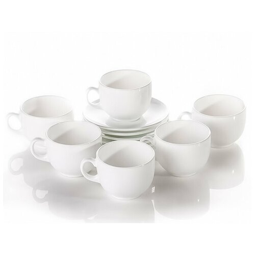 Чайный сервиз EVOLUTION PEPS 6 персон
