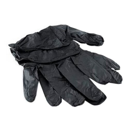 Фото - Перчатки Aviora Виниловые, 50 пар, размер L, цвет черный перчатки aviora нитриловые 50 пар размер s цвет черный