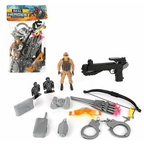 Купить Набор полицейского Veld co 84358, Игрушечное оружие и бластеры