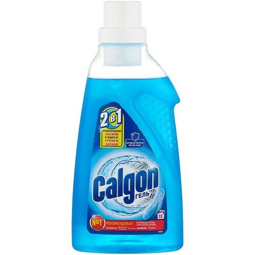 Фото - Calgon Гель для смягчения воды 750 мл calgon таблетки для смягчения воды 12 шт