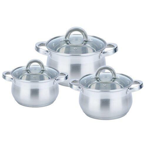 Набор посуды BK-1607 PREMIUM набор bekker premium bk 1619