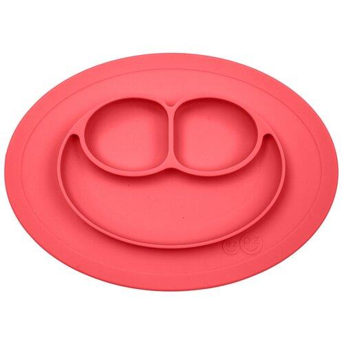 Купить Тарелка EZPZ Mini mat, coral, Посуда