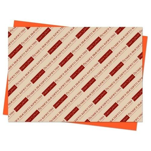 Цветной картон А3 в листах (красный)