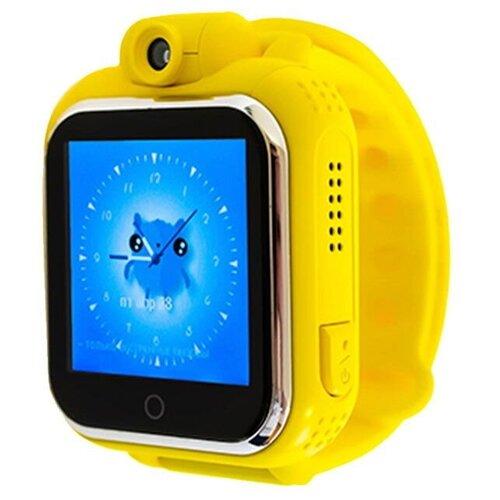 Детские умные часы Aspect Baby Watch Q200 жёлтые