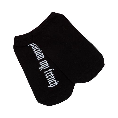Носки Kaftan Pardon, размер 23-25 см (37-39), черный