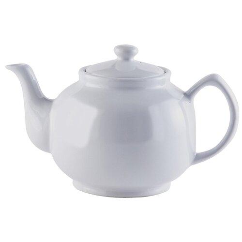 Price & Kensington Заварочный чайник Classic Tones 1,5 л, белый