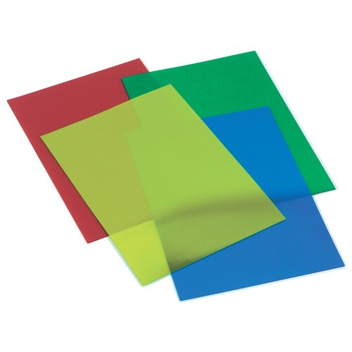 Фото - Обложки для переплёта GBC A4 синий (100шт) ColorClear (CE011820E) gbc inspire a4