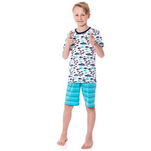 Купить Пижама для мальчиков арт 11472, р.140 , N.O.A., Домашняя одежда