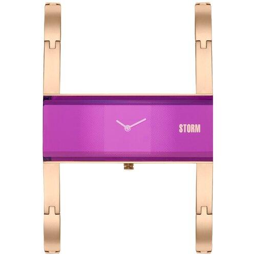Наручные часы STORM Akiko Rose Gold Purple