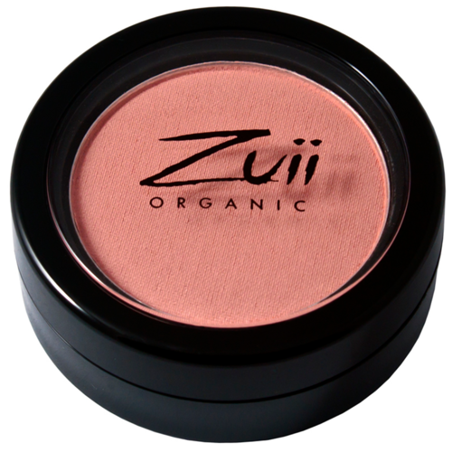 Zuii Organic Румяна компактные Certified Organic Flora Blush peach