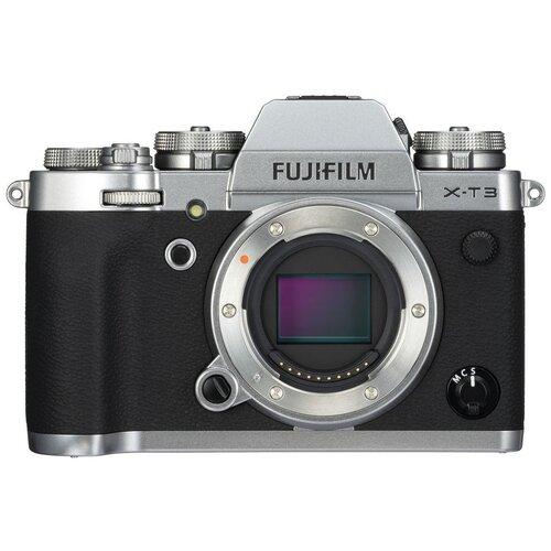 Фото - Фотоаппарат Fujifilm X-T3 Kit серебристый Fujinon XF16-80mm F4 R OIS WR батарейная ручка fujifilm vg xt3 для x t3