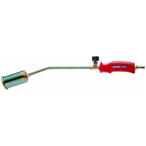 Фото - Газосварочная горелка инжекторная ПТК ГВ-501В газосварочная горелка инжекторная донмет гзу 247