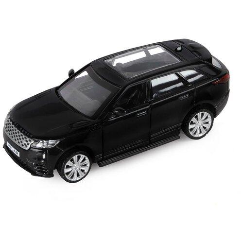 Фото - Легковой автомобиль Автопанорама Land Rover Range Rover Velar (JB1200176/JB1200177), черный легковой автомобиль rastar land rover range rover sport 30300 1 24 21 см красный